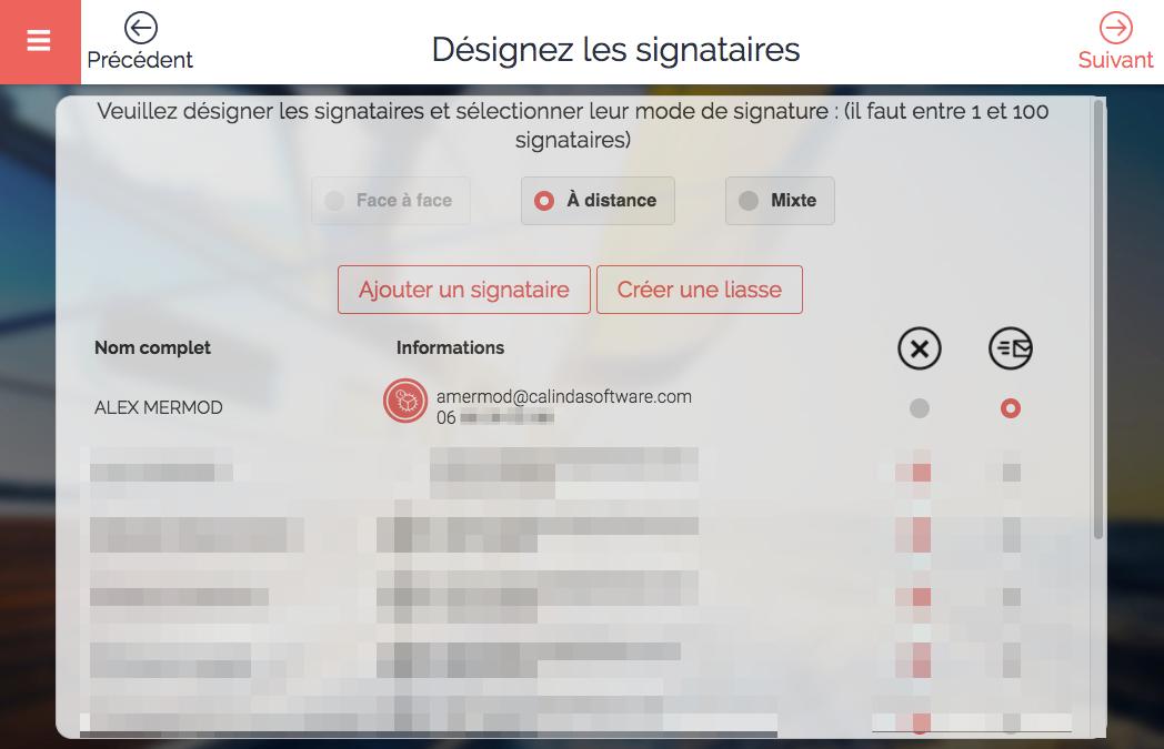 5 signataires