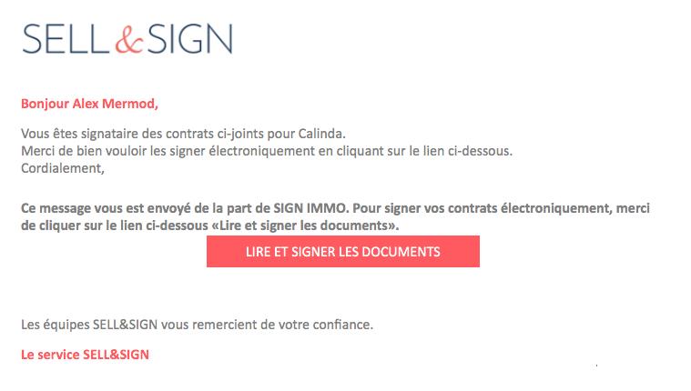 mail 1 signature liasse