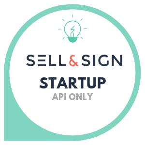 api signature électronique startup