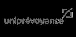 uniprevoyance grey logo