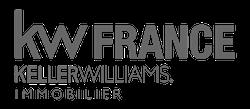 Logo KW France gris