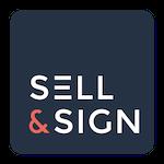 logo SELL&SIGN carré blanc
